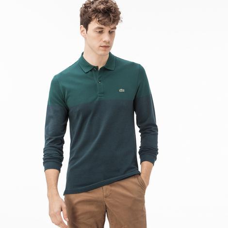 Lacoste Erkek Yeşil Slim Fit Polo
