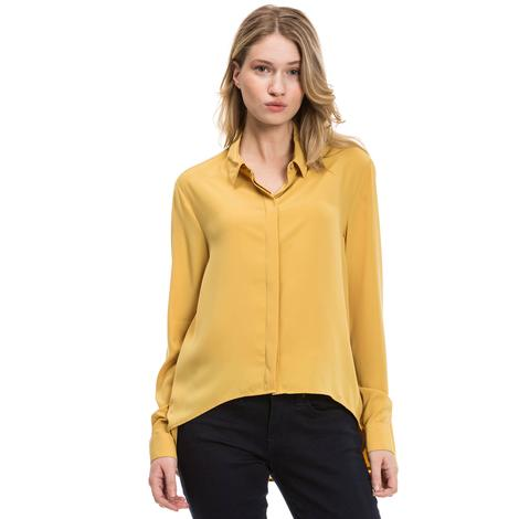 Nautica Kadın Sarı Bluz