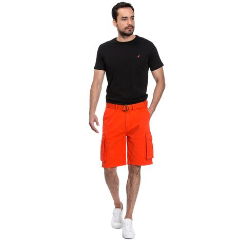 Nautica Erkek Turuncu Pantolon