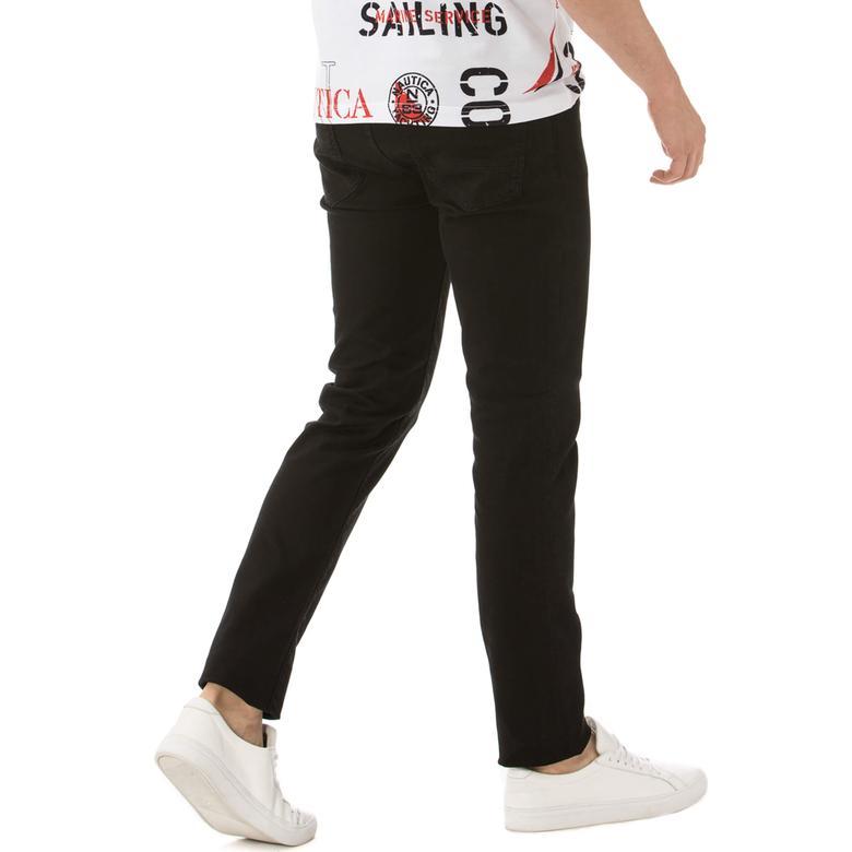Nautica Erkek Classıc Fıt Siyah Jean Pantolon