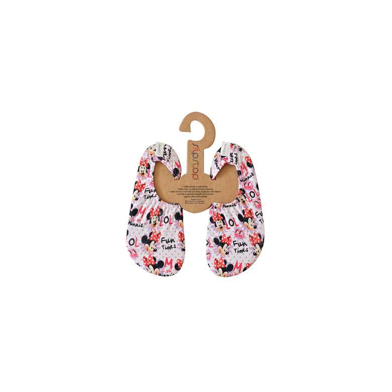 Slipstop Disney Çocuk Renkli Havuz Ayakkabısı