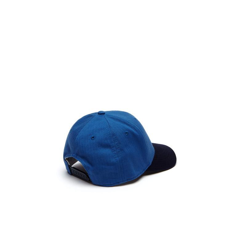 Lacoste Kadın Mavi Şapka