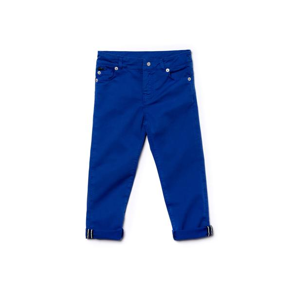 Lacoste Çocuk Mavi Pantolon