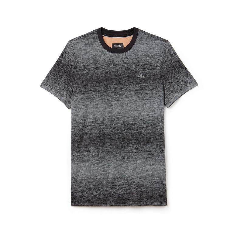 Lacoste Erkek Gri T-Shirt