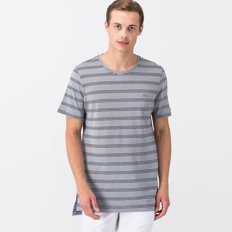 Lacoste Gri Erkek Tshirt