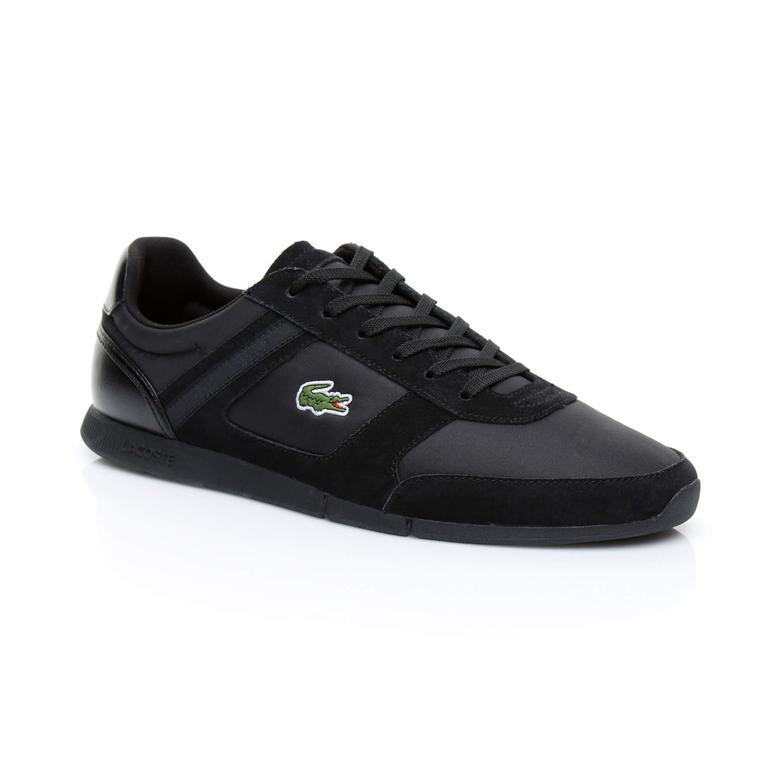 Lacoste Menerva Erkek Siyah  Sneaker