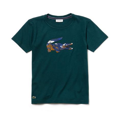 Lacoste Çocuk Yeşil T-Shirt