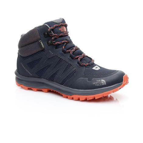 The North Face Lıtewave Explore Gore-Tex Kadın Bordo Bot