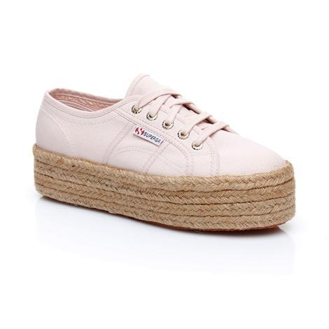 Superga 2790 Cotropew Kadın Pembe Sneaker