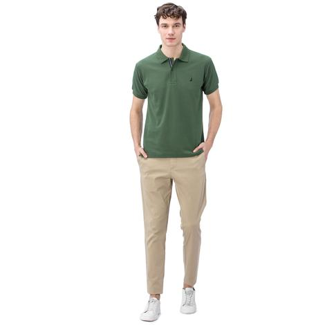 Nautica Erkek Bej Chino Slim Fit Pantolon