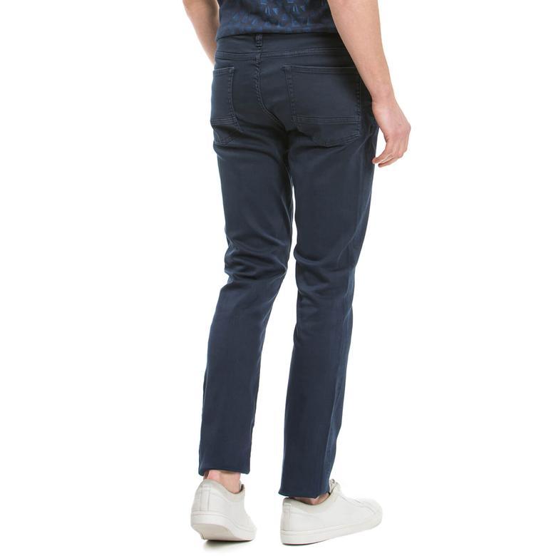 Nautica Erkek Lacivert Slim Fit Pantolon