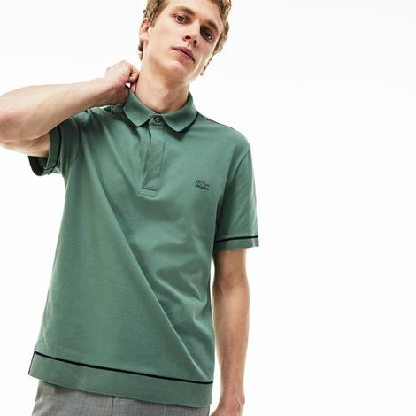 Lacoste Erkek Regular Fit Haki Polo