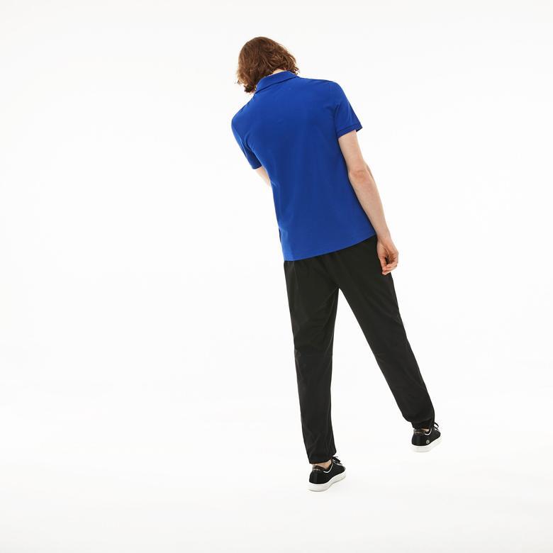 Lacoste Motion Erkek Slim Fit Lacivert Kısa Kollu Polo