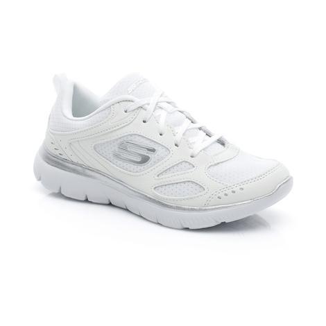 Skechers Kadın Beyaz Sneaker