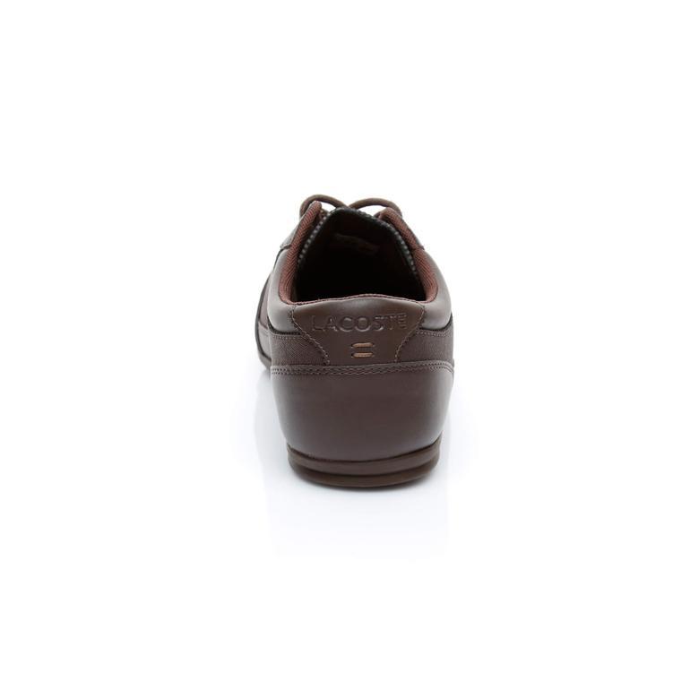 Lacoste Evara Erkek Kahverengi Sneaker