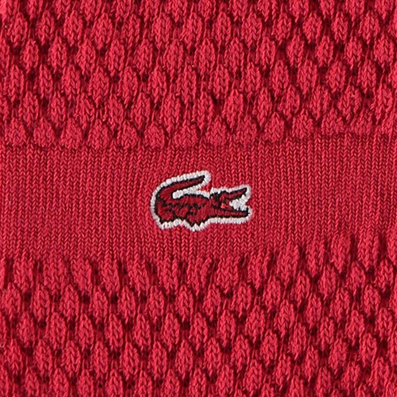 Lacoste Unisex Kırmızı Çorap