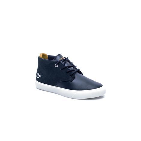 Lacoste Çocuk Esparre Chukka 318 1 Lacivert Ayakkabı