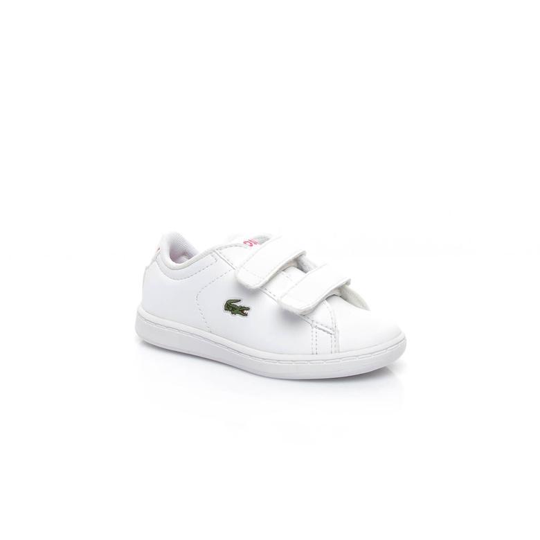 Lacoste Carnaby Evo Bl 1 Çocuk Beyaz Sneaker