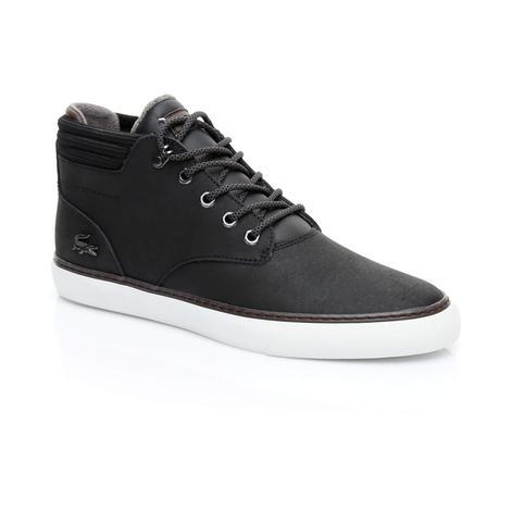 Lacoste Erkek Esparre Winter C 318 3 Siyah Ayakkabı