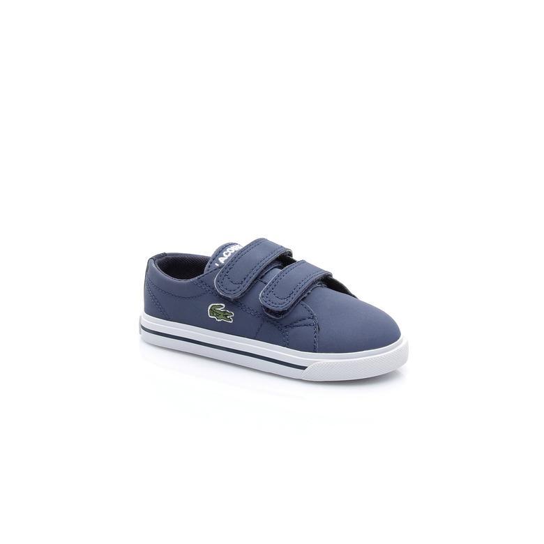 Lacoste Rıberac Çocuk Mavi  Sneaker
