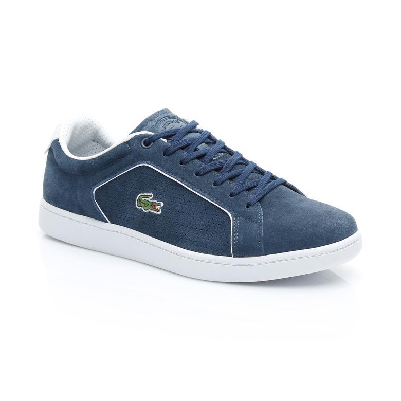 Lacoste Carnaby Evo 318 9 Erkek Lacivert Sneaker