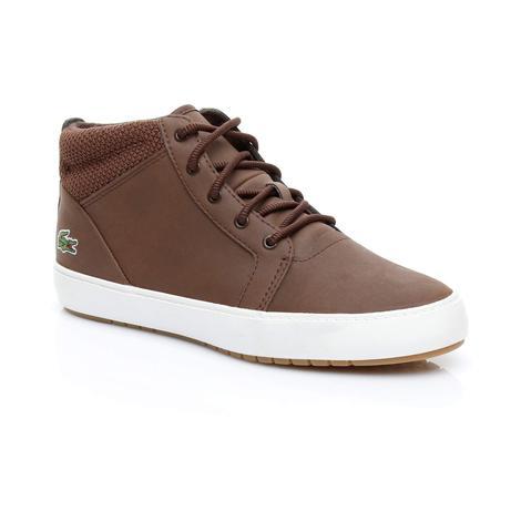 Lacoste Kadın Ampthill 318 1 Kahverengi Ayakkabı