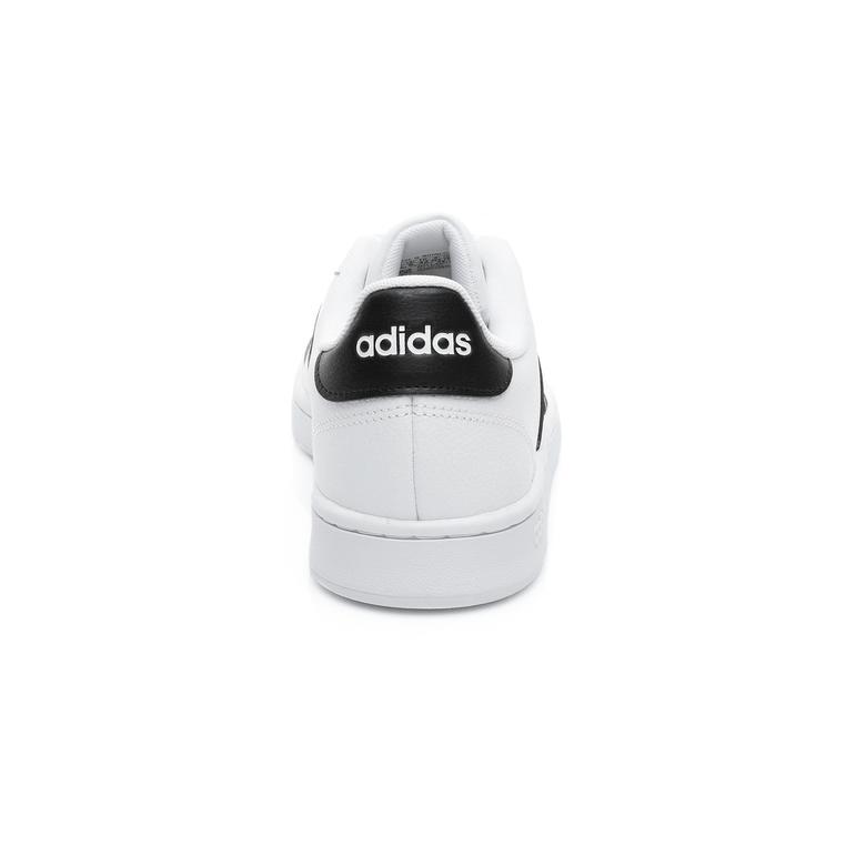 adidas Tennis Grand Court Erkek Beyaz Sneaker