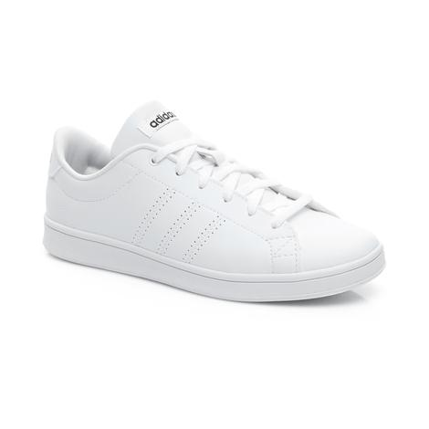 adidas Tennis Advantage Clean Qt Kadın Beyaz Sneaker