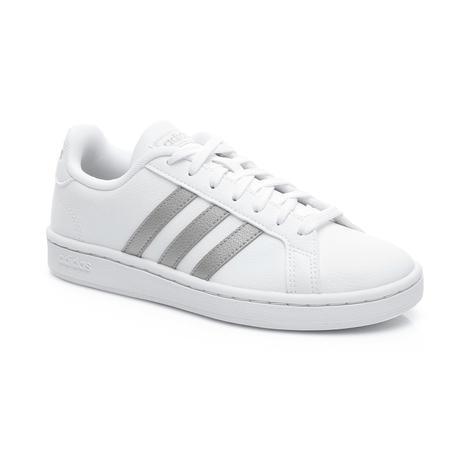 adidas Tennis Grand Court Kadın Beyaz Spor Ayakkabı