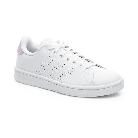 adidas Tennis Advantage Kadın Beyaz Sneaker