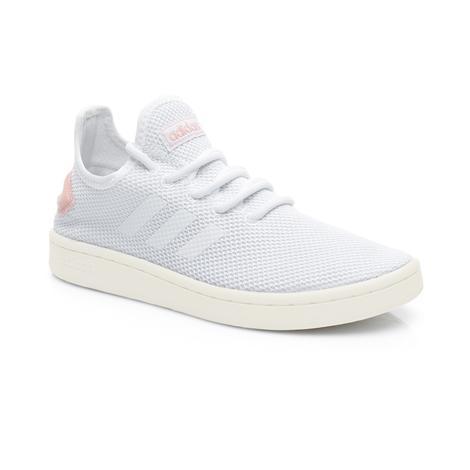 adidas Tennis Court Adapt Kadın Beyaz Sneaker