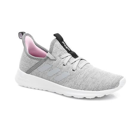 adidas Running Cloudfoam Pure Kadın Gri Spor Ayakkabı