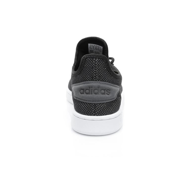 adidas Tennis Court Adapt Erkek Siyah Sneaker