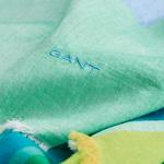 Gant Erkek Mavi Atkı