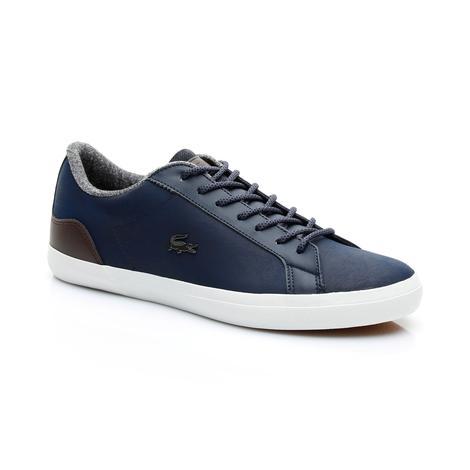 Lacoste Erkek Lerond 318 2 Lacivert Sneaker