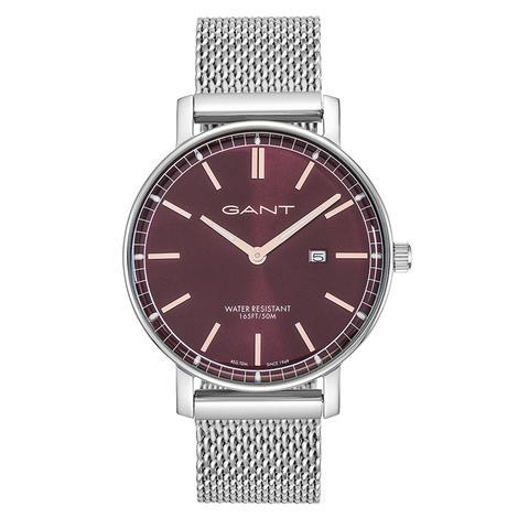 Gant Unisex Gümüş Rengi Kol Saati