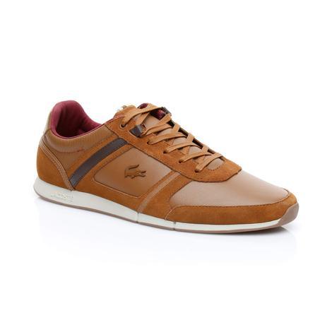 Lacoste Menerva 318 1 Erkek Kahverengi Casual Ayakkabı