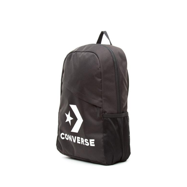 Converse Speed Unisex Siyah Sırt Çantası