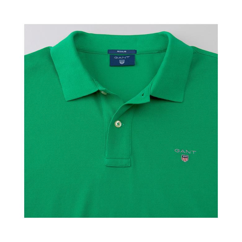 Gant Erkek Yeşil Original Rugger Polo