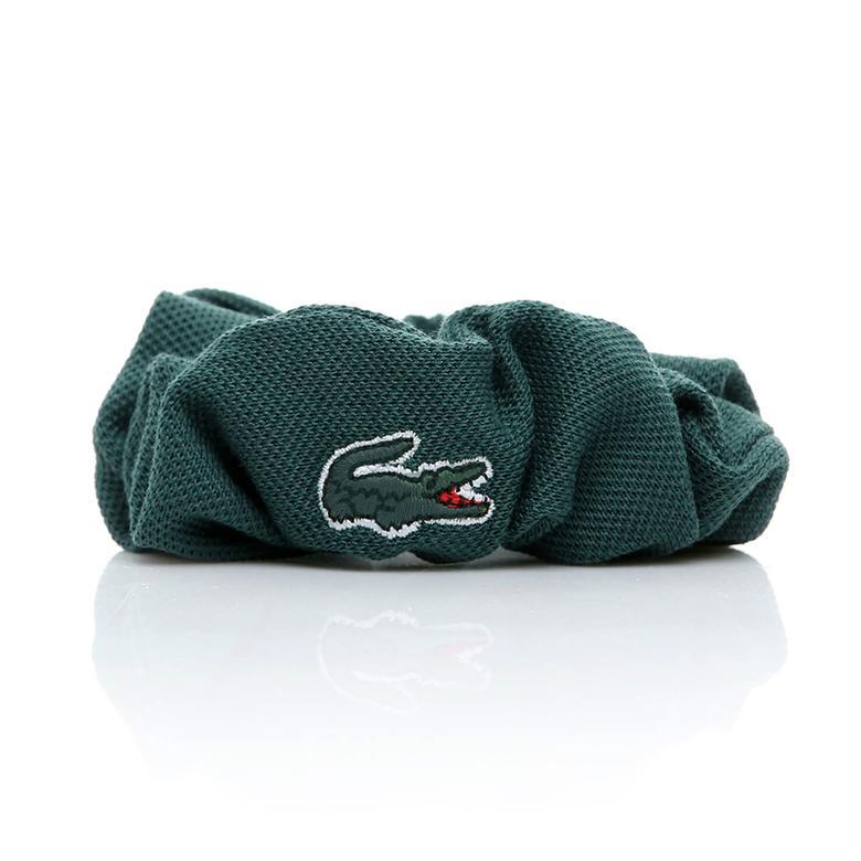 Lacoste Kadın Koyu Yeşil Saç Bandı