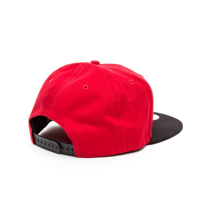 New Era Unısex Kırmızı Şapka