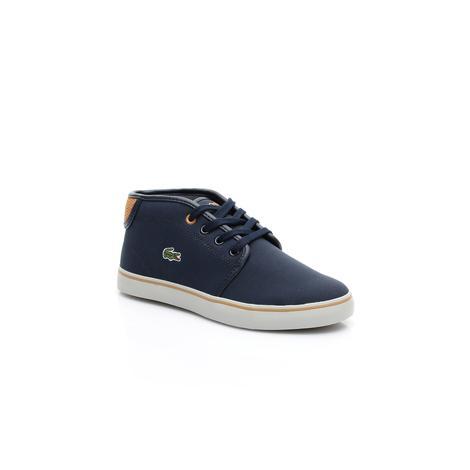 Lacoste Ampthill 318 1 Çocuk Lacivert Sneaker