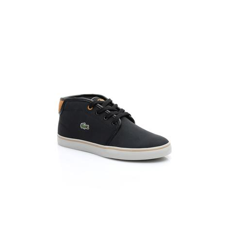 Lacoste Ampthill 318 1 Çocuk Siyah Sneaker