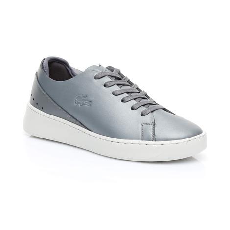 Lacoste Eyyla 318 1 Kadın Gri Sneaker