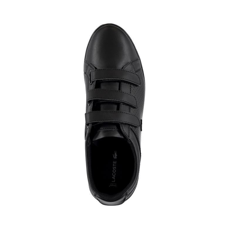 Lacoste Rey Strap Kadın Siyah Sneaker