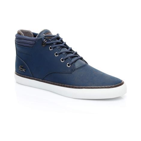 Lacoste Erkek Esparre Winter C 318 3 Lacivert Ayakkabı