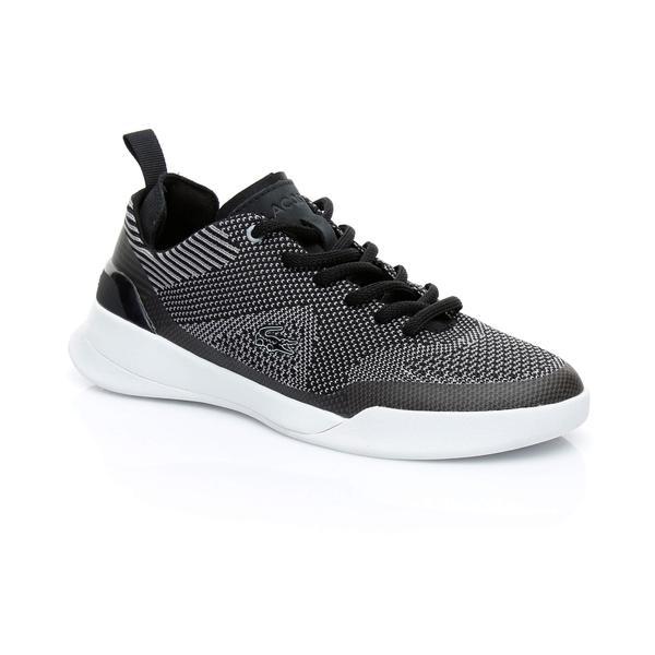 Lacoste Kadın Lt Dual Elite 318 1 Siyah Spor Ayakkabı