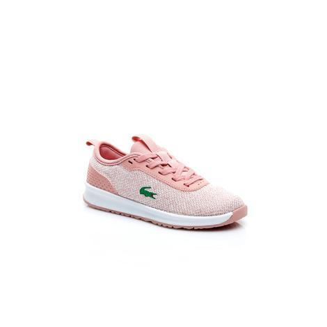 Lacoste Spirit Çocuk Pembe  Sneaker