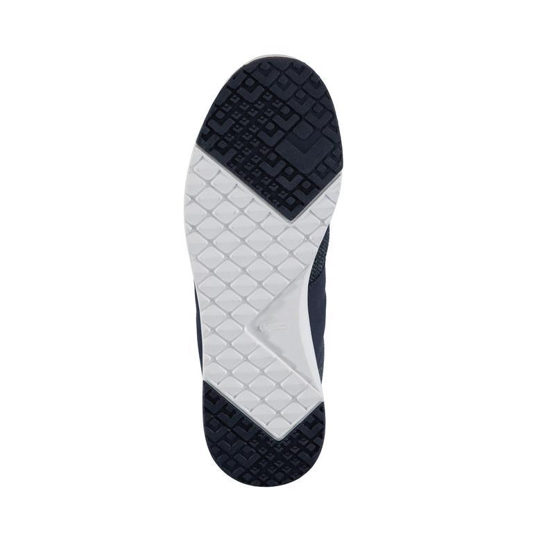 Lacoste Light 318 3 Erkek Lacivert Sneaker