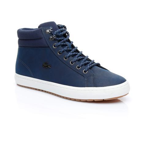 Lacoste Erkek Straightset Insulac 3181 Lacivert Ayakkabı